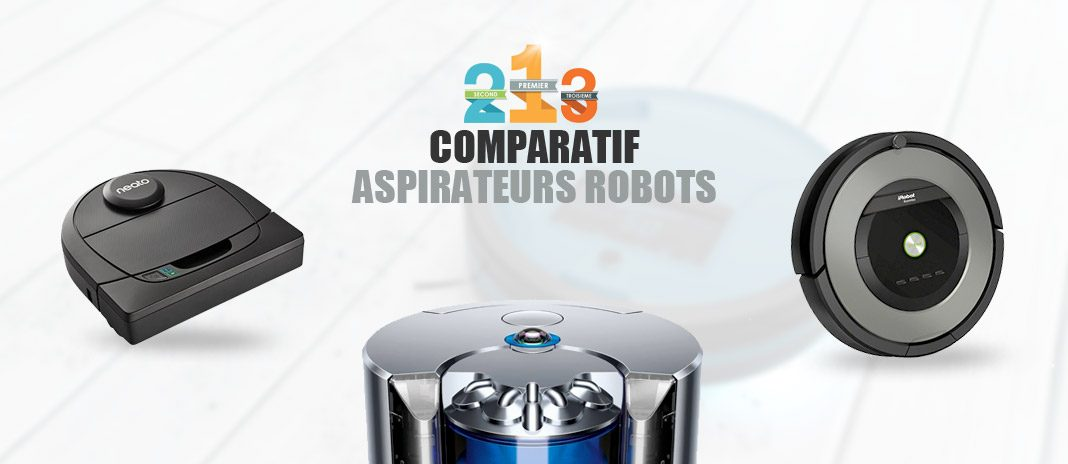 aspirateurs robots comparatif