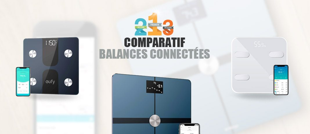 balances connectees comparatif