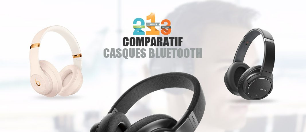 Casques bluetooth comparatif
