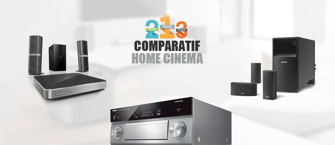 home cinema comparatif