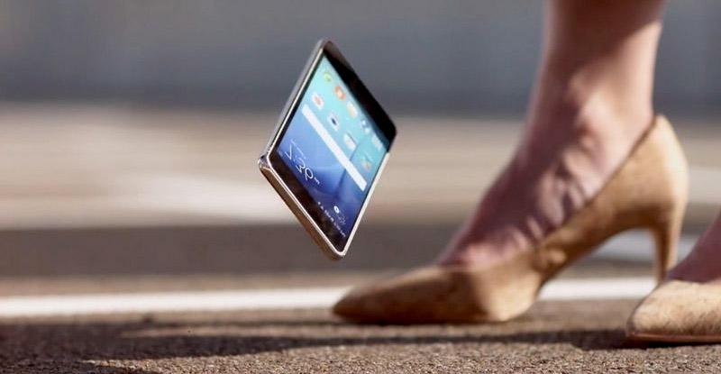 smartphone antichoc