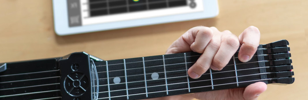 guitare intelligente