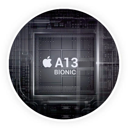 SoC Apple A13 Bionic
