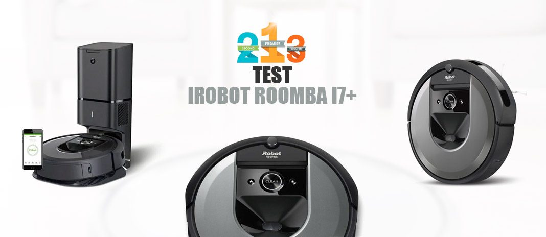 test irobot roomba i7plus