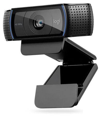 Logitech Webcam C920-HD